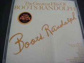 Boots Randolph - The Greatest Hits of Boots Randolph