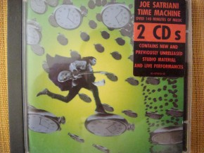 Joe Satriani - Time Machine (2 cds)