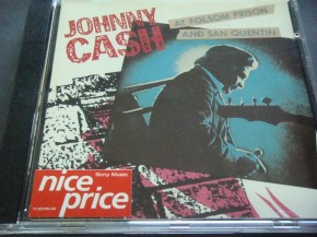 Johnny Cash - Johnny Cash At Folson Prison And San Quentin