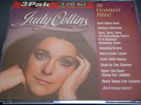 Judy Collins - 36 Greatest Hits (3 cds)