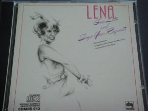 Lena Horne - Lena Goes Latin And Sings Your Requests