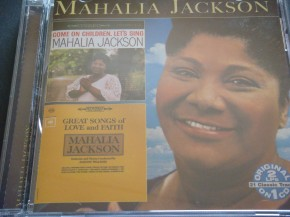 Mahalia Jackson - Come On Children, Let's Sing / Great Songs Of Love And Faith (2 cds)