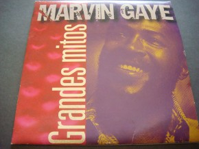 Marvin Gaye - Grandes Mitos