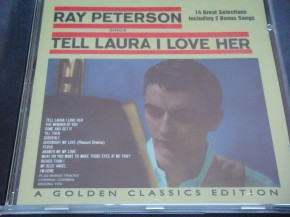Ray Peterson - A Golden Classics Edition