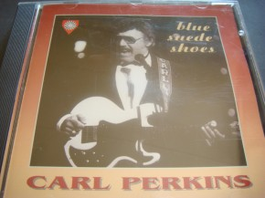 Carl Perkins - Blue Suede Shoes