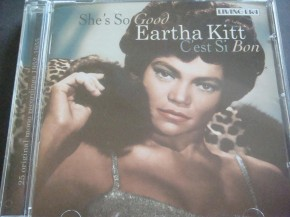 Eartha Kitt - She s So Good, 25 Original Mono recordings 1952-1955