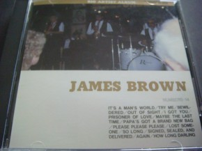 James Brown - Big Artist Album: It's a Man World