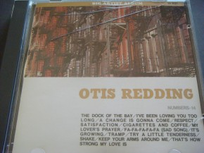 Otis Redding - Big Artist Album: The Dock Of The Bay