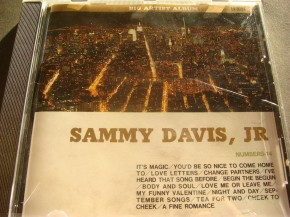 Sammy Davis, Jr. - Big Artist Album: It's Magic