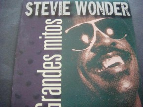 Stevie Wonder - Grandes Mitos