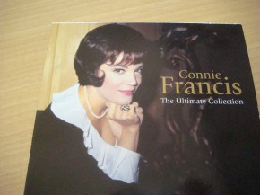 Connie Francis - The Ultimate Collection (3 cds)