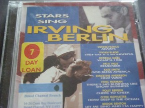 Irving Berlin - Stars Sings Irving Berlin