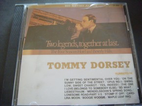 Tommy Dorsey - Big Artist Album: I'm Getting Sentimental Over You