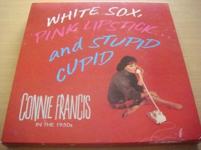 Connie Francis - White Sox, Pink Lipstick and Stupid Cupid (5 cds)