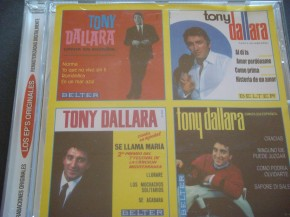 Tony Dallara - Los EPs Originales
