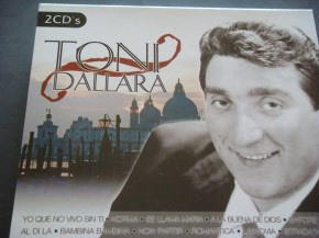 Tony Dallara - Tony Dallara (2 cds)