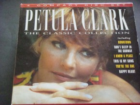Petula Clark - The Classic Collection (4 cds)